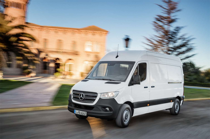 Mercedes-Benz Sprinter 314 (od 01/2018) Expres