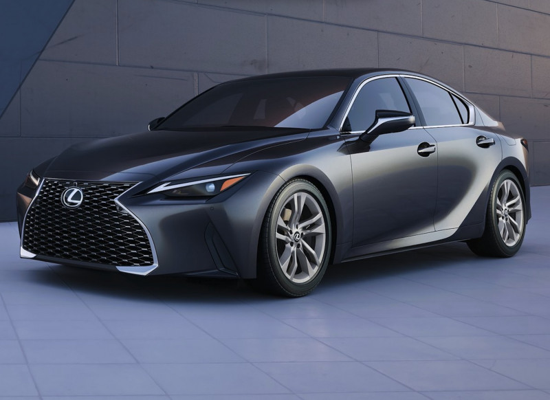 Lexus IS (od 12/2016) LIMITED EDITION Plus