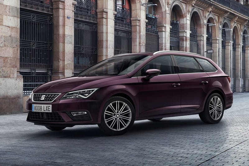 SEAT Leon ST (od 11/2016) Xcellence