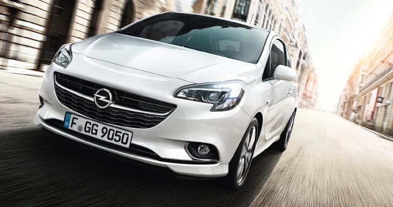 Opel Corsa (od 12/2014) Smile