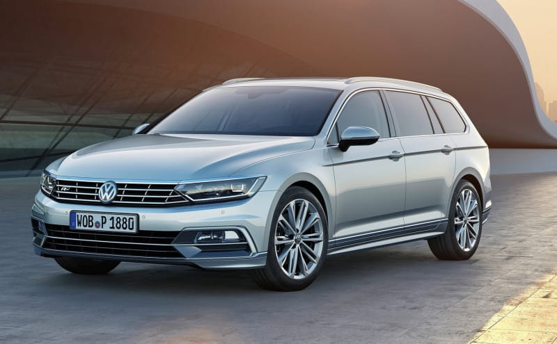 Volkswagen Passat Variant (od 10/2014) Highline 4MOTION