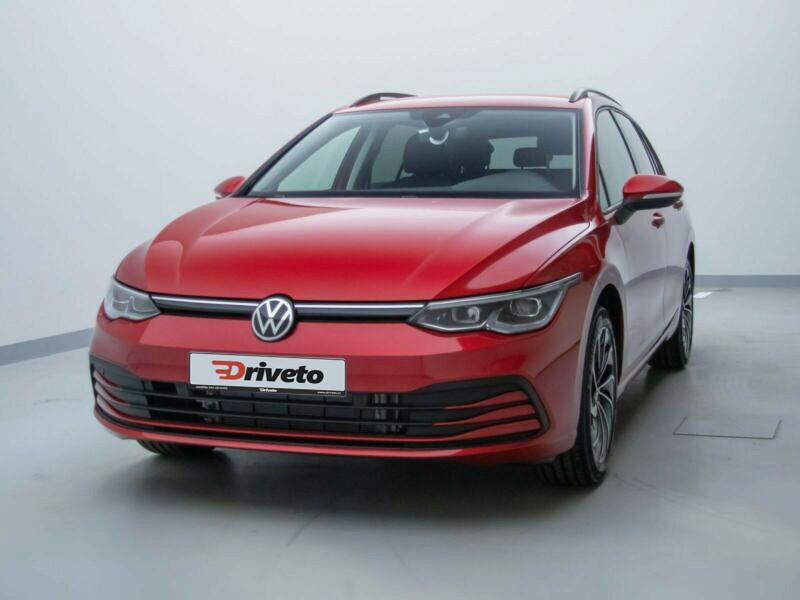 Volkswagen Golf Variant (od 11/2020) Life