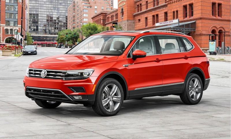 Volkswagen Tiguan Allspace (od 09/2017) Highline