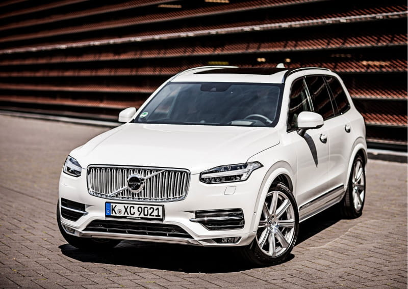Volvo XC90 (od 01/2015) Inscription