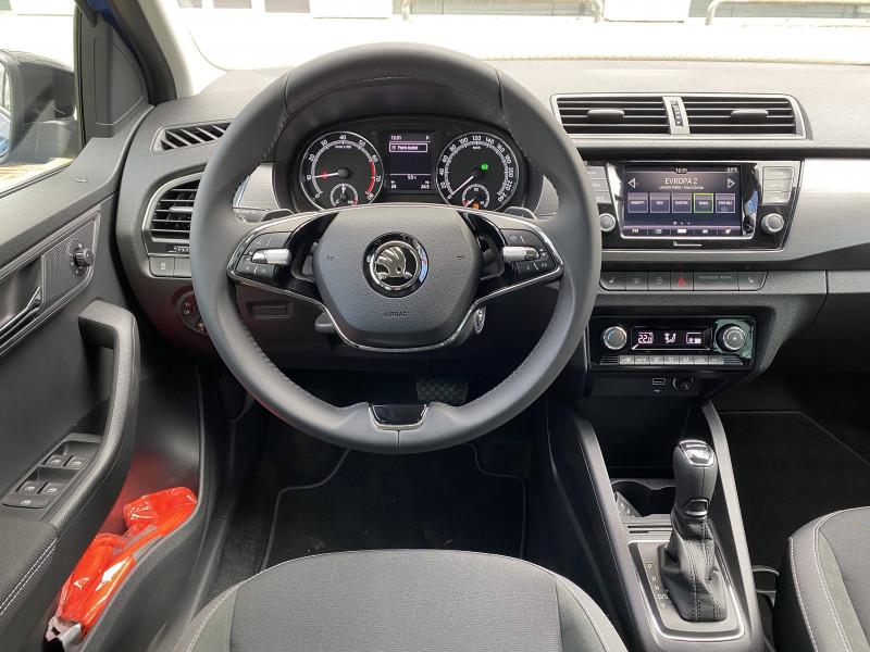 Škoda Fabia Combi ScoutLine (od 01/2016)