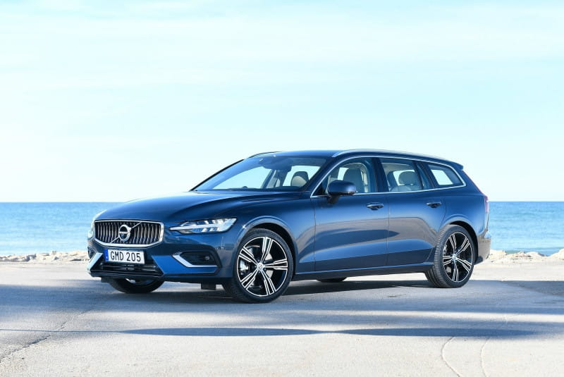 Volvo V60 (od 07/2018) Inscription