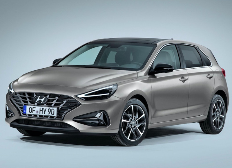 Hyundai i30 (od 07/2020) Comfort