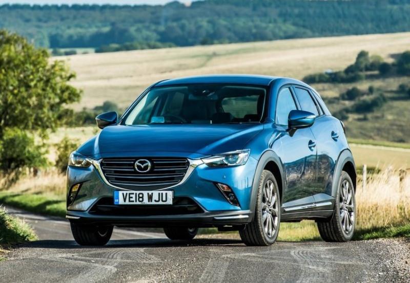 Mazda CX-3 (od 07/2018) Challenge