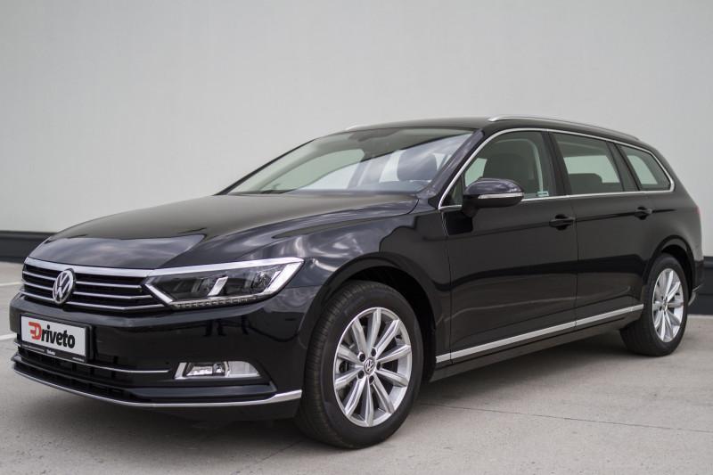 Volkswagen Passat Variant (od 10/2014) Highline