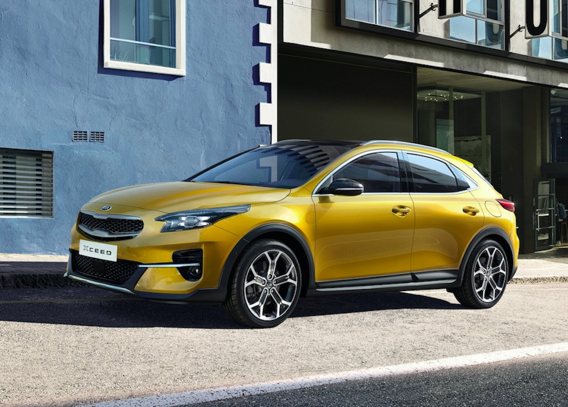KIA XCeed 1.4 T-GDI, 103kw, DCT, Limited Edition