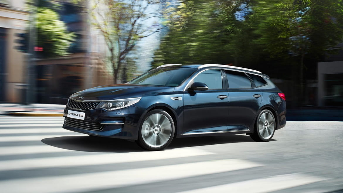 KIA Optima Sportswagon 2.0 Spirit