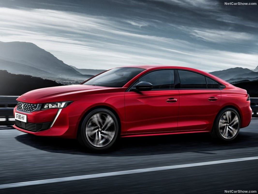 Peugeot 508 HDi 200 GT Automatic