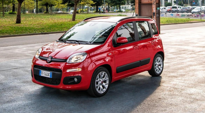 Fiat Panda (312) Cross