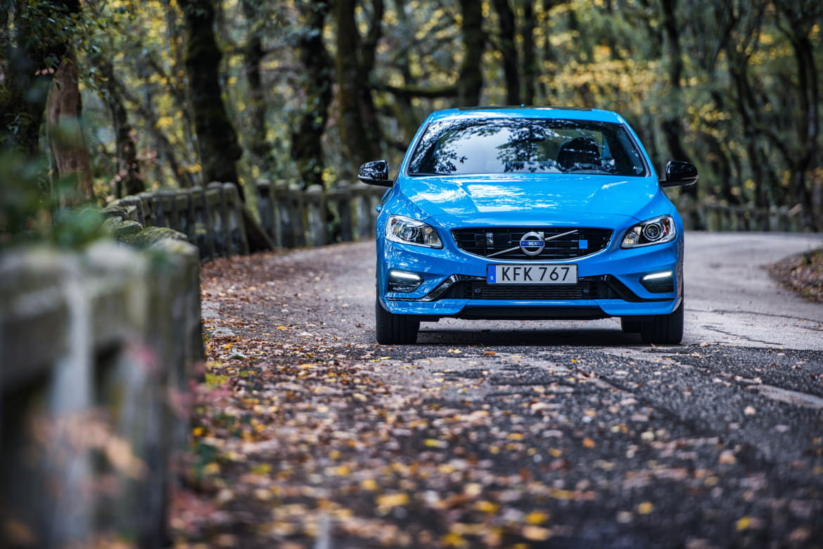 Volvo S60 T6 Summum Geartronic
