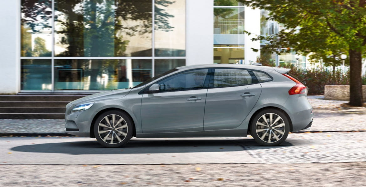 Volvo V40 D2 Kinetic Geartronic
