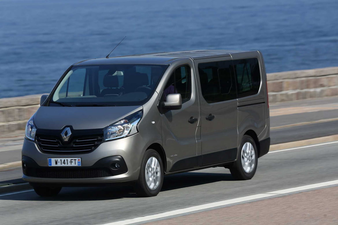 Renault Trafic Grand Combi L2H1 1.6 dCi 115 Authentique 2,9t