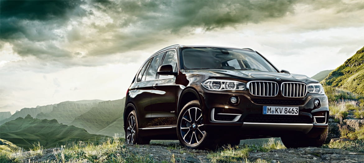 BMW X5 xDrive40e iPerformance Steptronic