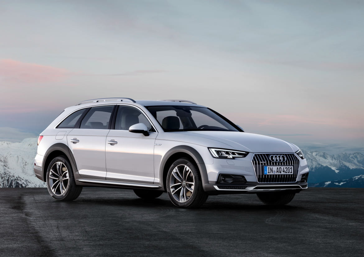 Audi A4 allroad quattro