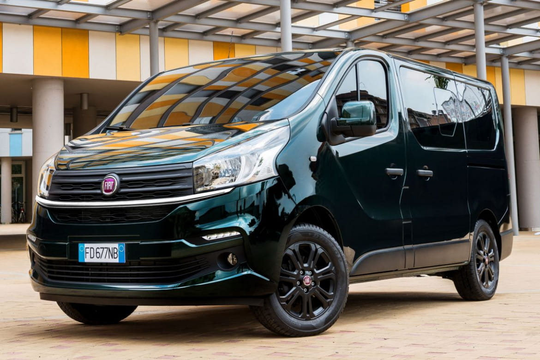 Fiat Talento (296) Kombi
