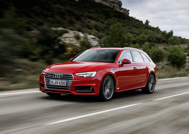 Audi A4 (B9) Avant