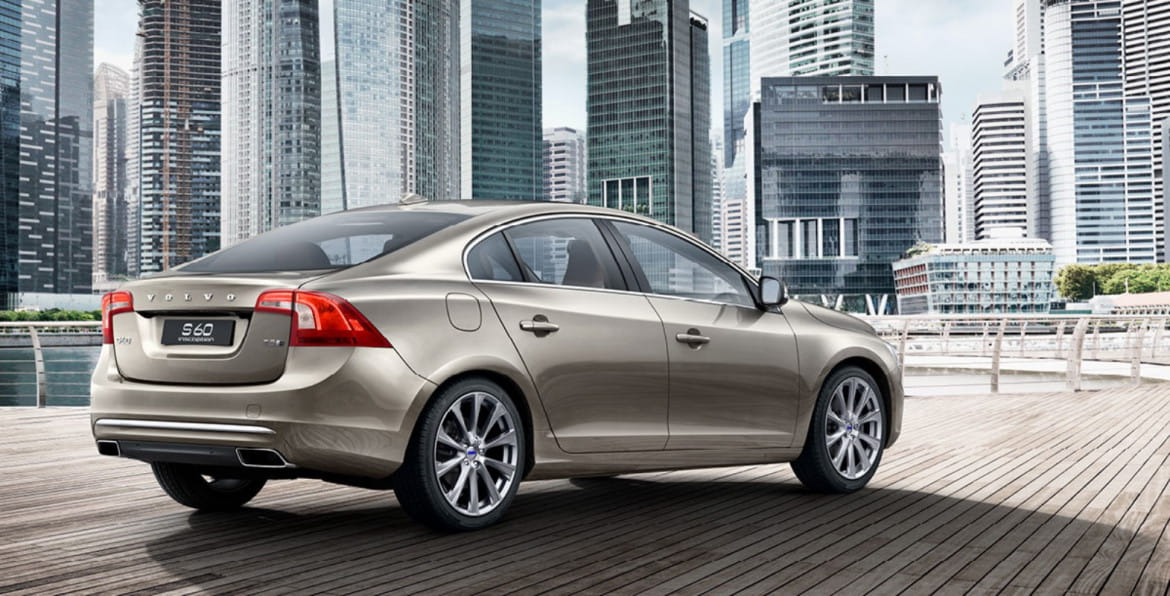 Volvo S60 D4 ECO Linje Business Geartronic