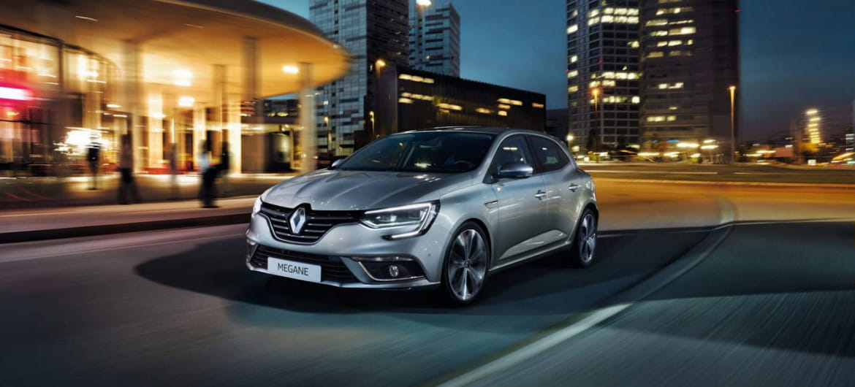 Renault Mégane (III) Coupé
