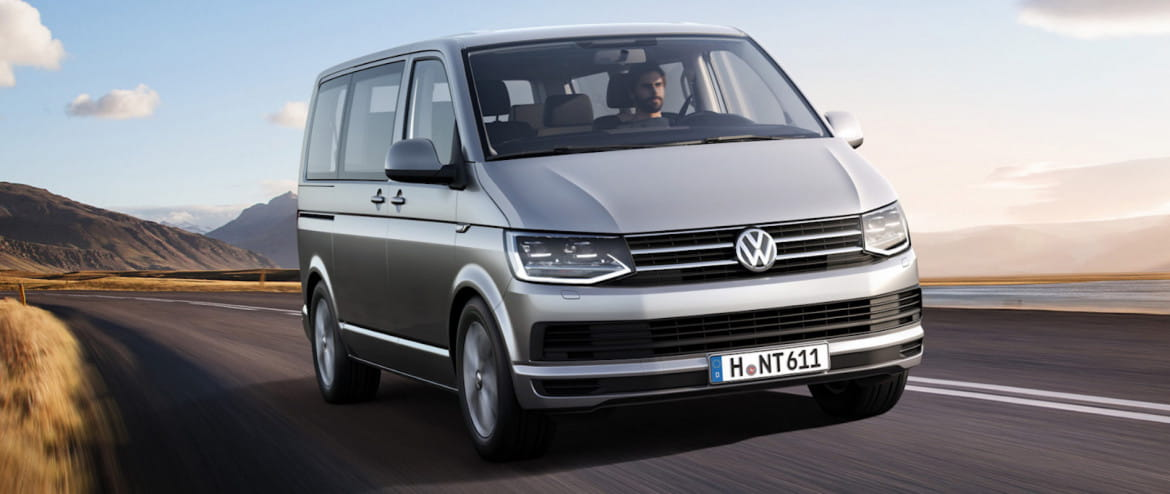Volkswagen T6 California 2.0 TDI BMT Coast Edition