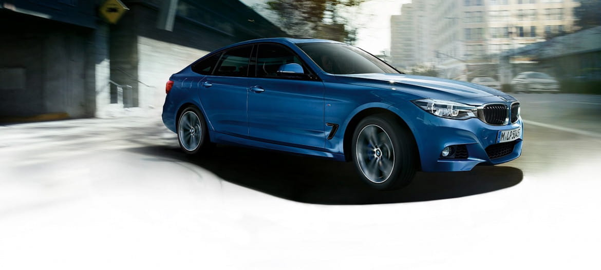 BMW 318d Gran Turismo Advantage