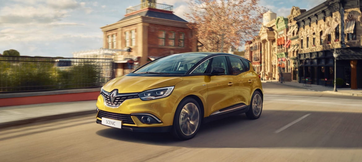 Renault Scénic ENERGY dCi 110 Bose Edition EDC