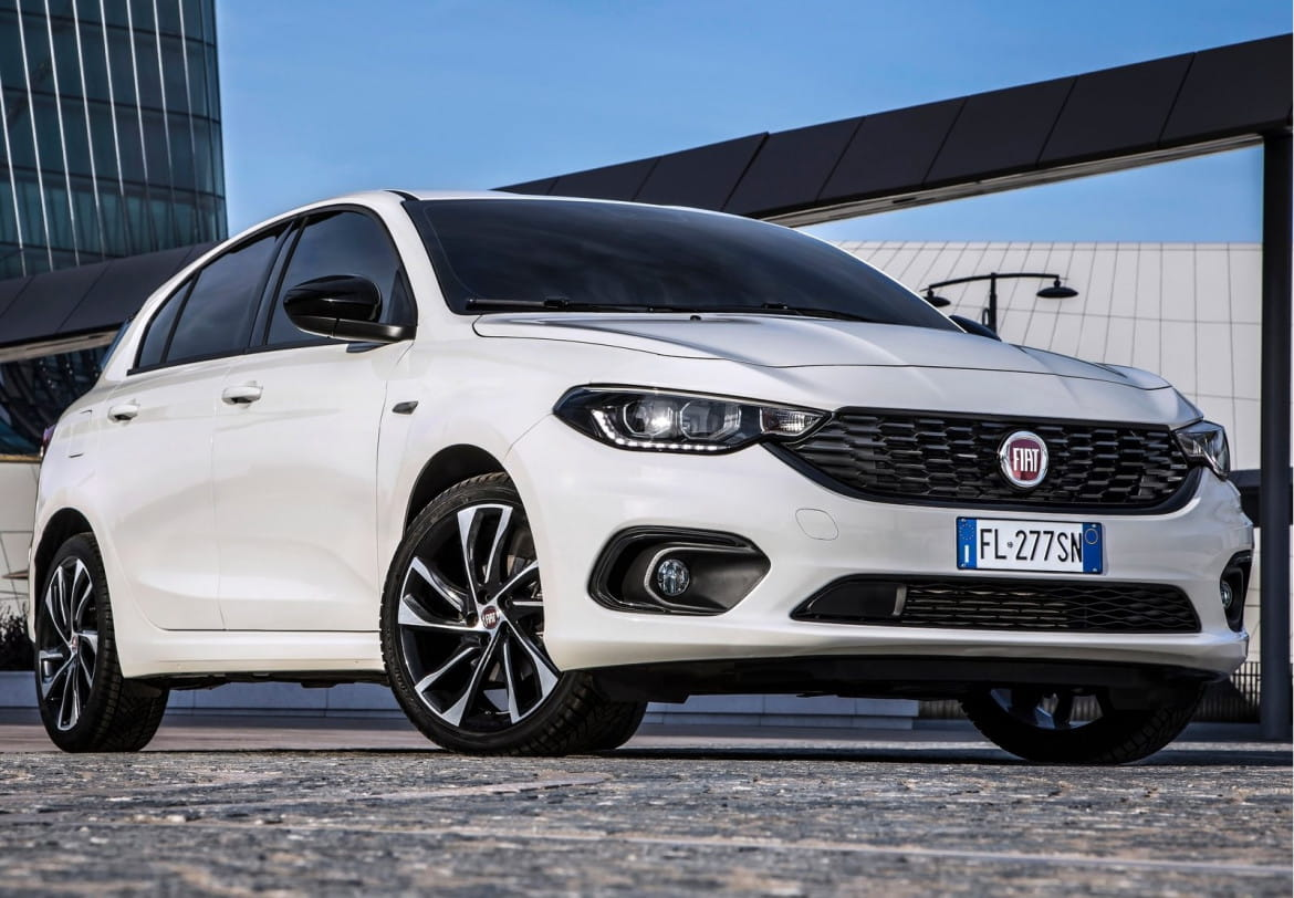 Fiat Tipo 1.6 Multijet Start/Stop Easy DCT