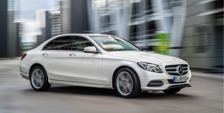 Mercedes-Benz Třída C Sedan