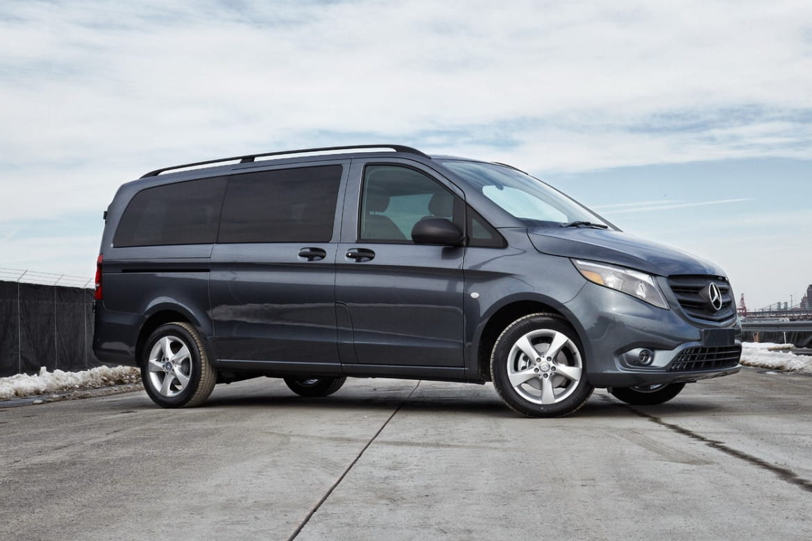 Mercedes-Benz Vito (447) Tourer