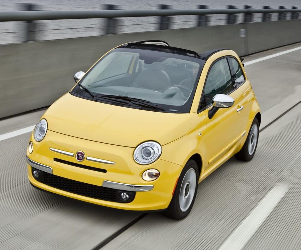 Fiat 500C 1.2 8V Start/Stop Pop Dualogic