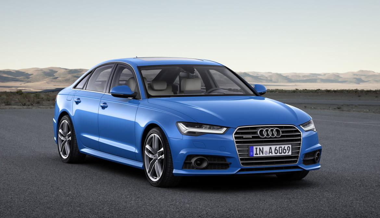 Audi A6 (C7) Sedan