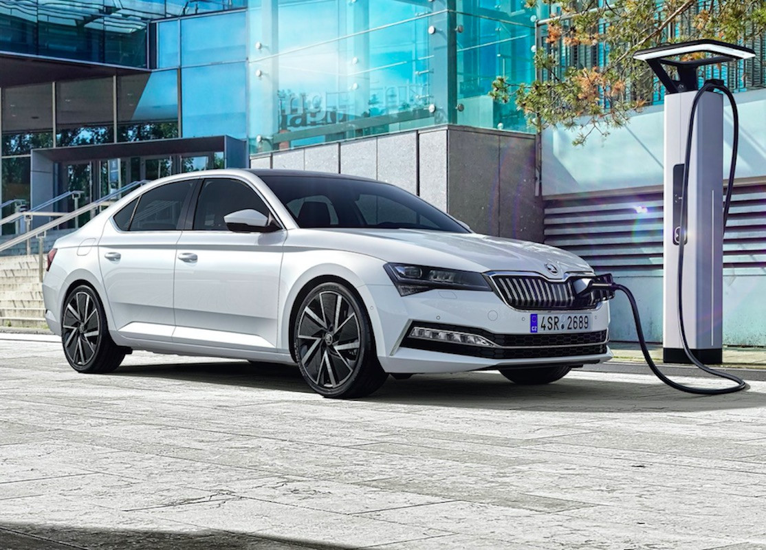 Škoda Superb iV