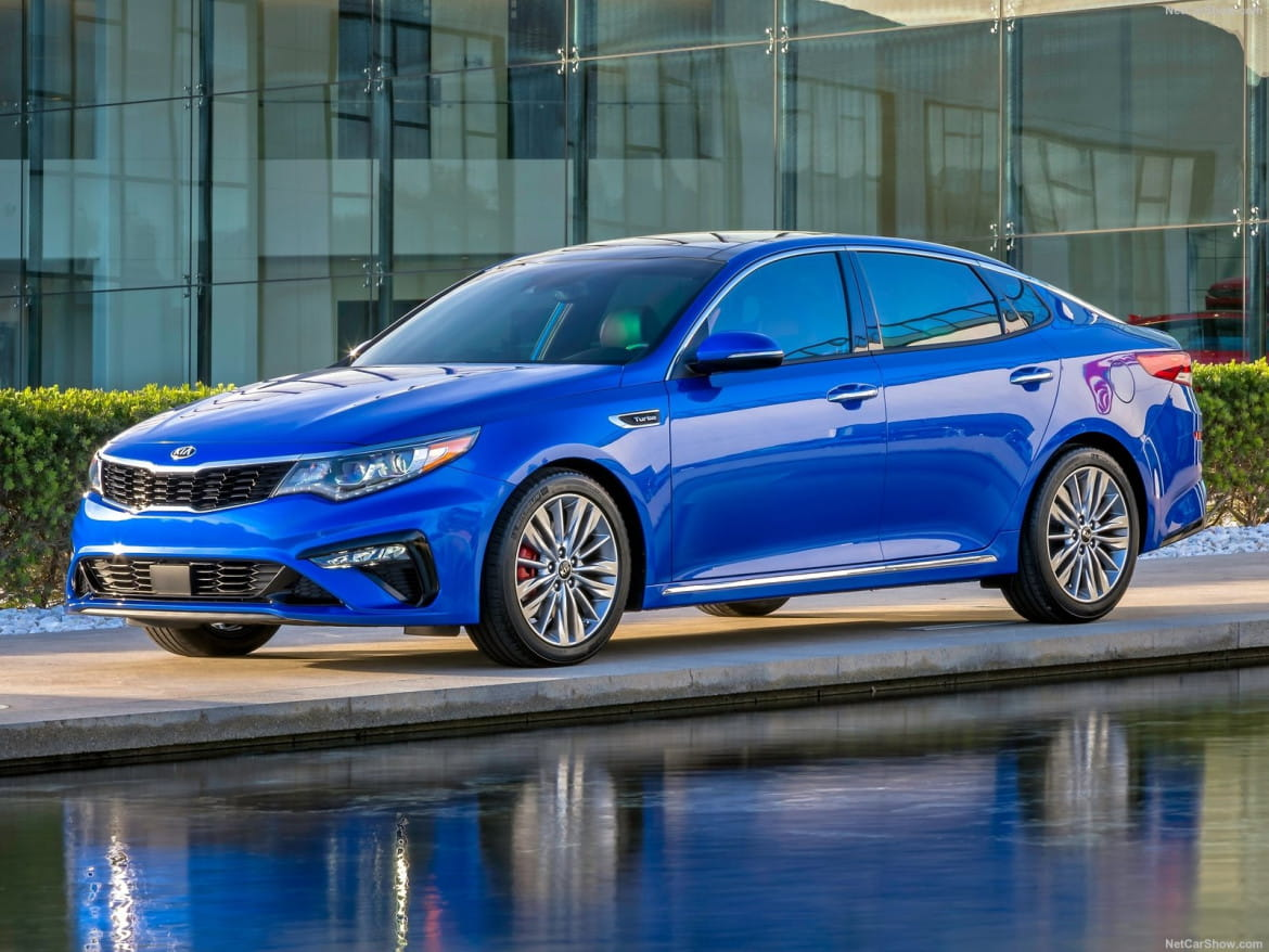 KIA Optima 1.7 CRDi Business Line