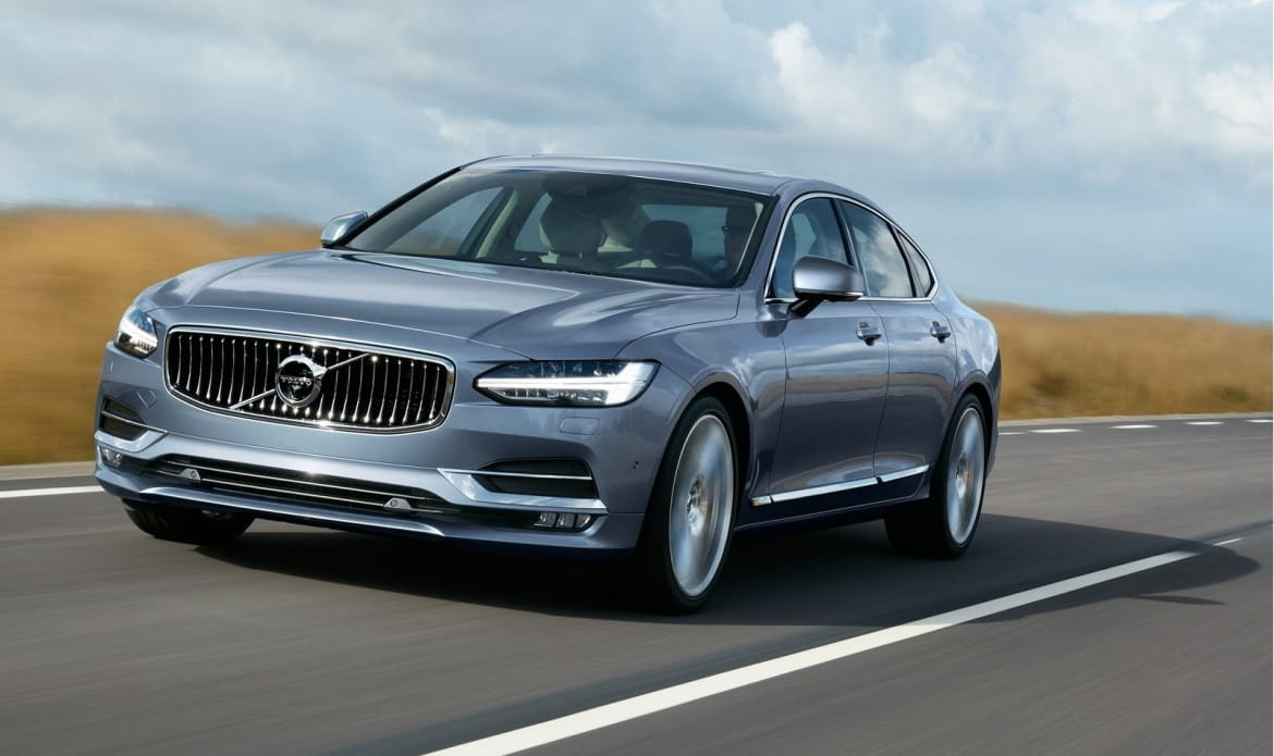 Volvo S90 D5 Inscription AWD Automatic