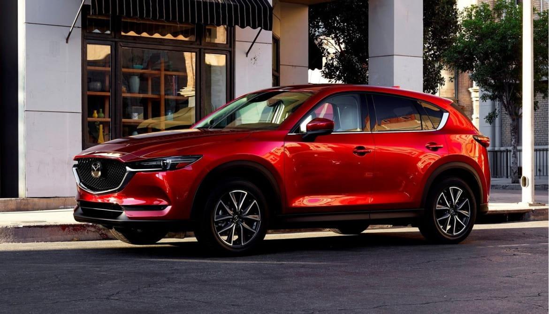Mazda CX-5 (GH)