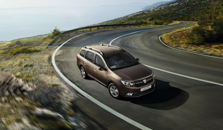 Dacia Logan MCV TCe 90 LPG Start/Stop Ambiance