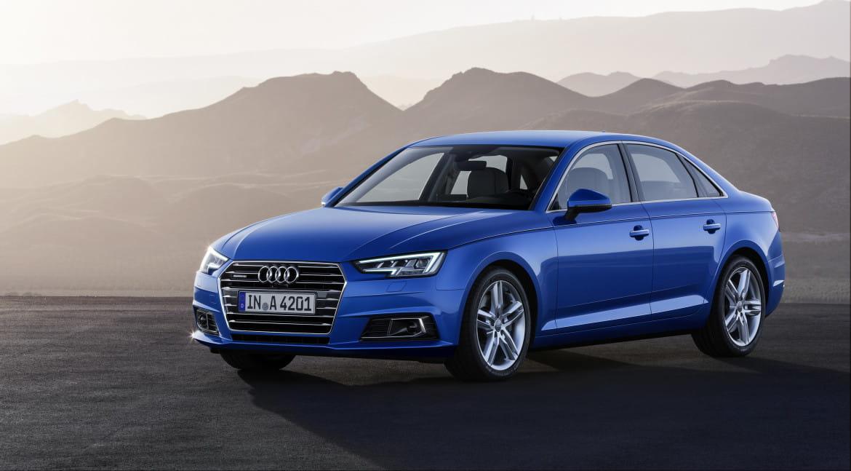 Audi A4 (B9) Sedan