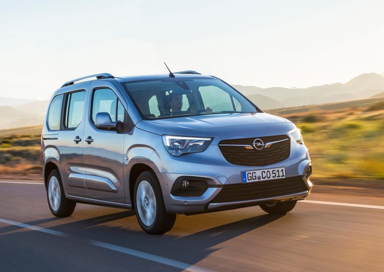 Opel Combo Combi 1.2 DI Turbo Enjoy