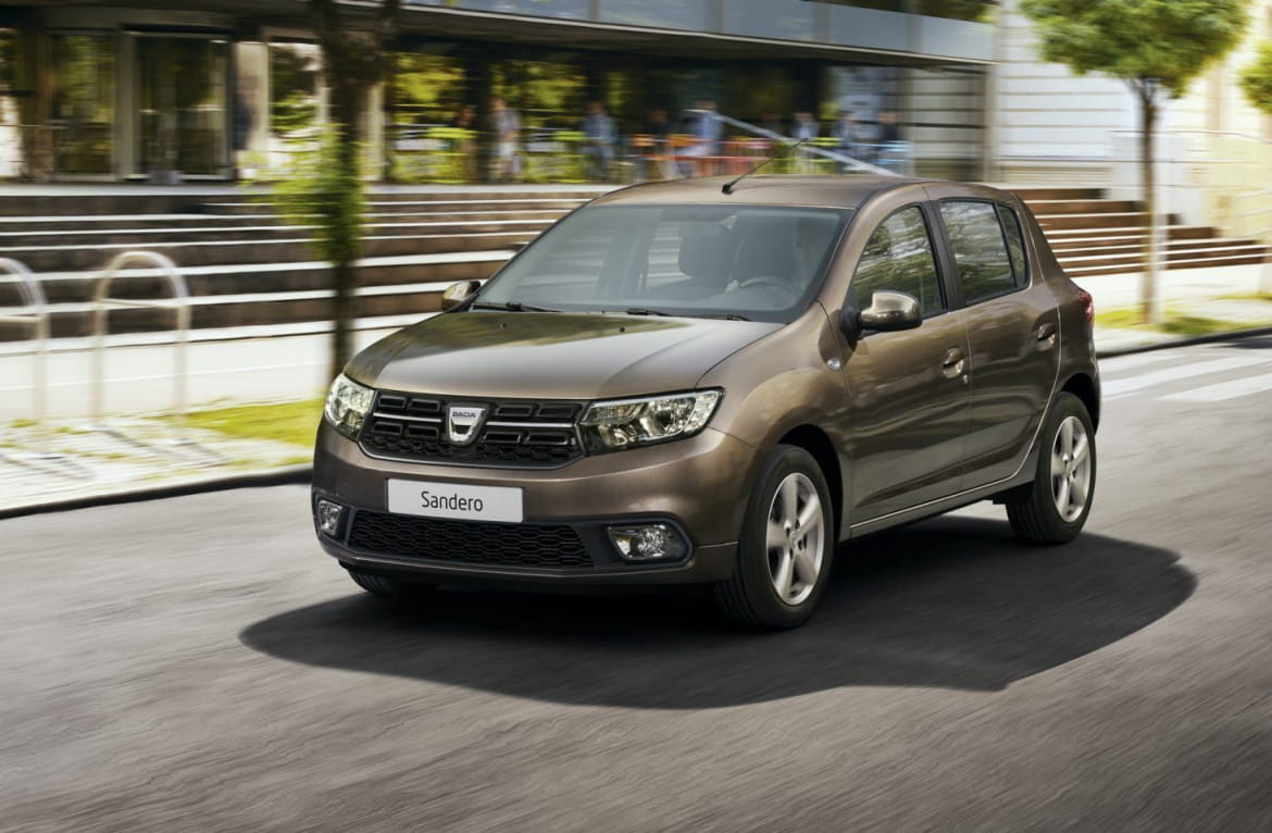 Dacia Sandero TCe 90 Start/Stop Lauréate Easy-R