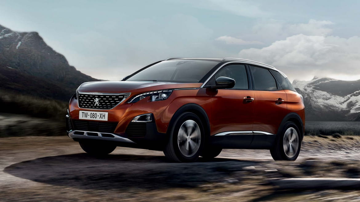 Peugeot 3008 PureTech 130 Active EAT6