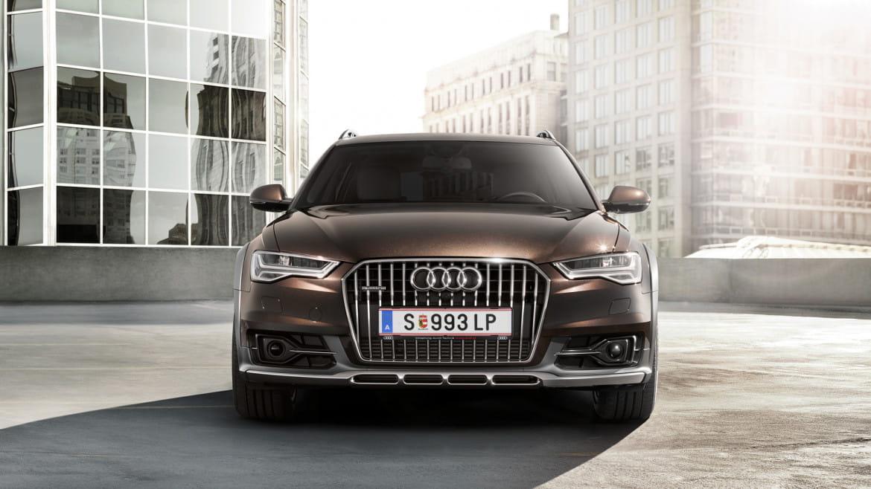 Audi A6 (C7) allroad quattro