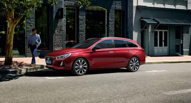 Hyundai i30 Kombi 1.6 CRDi DCT Style