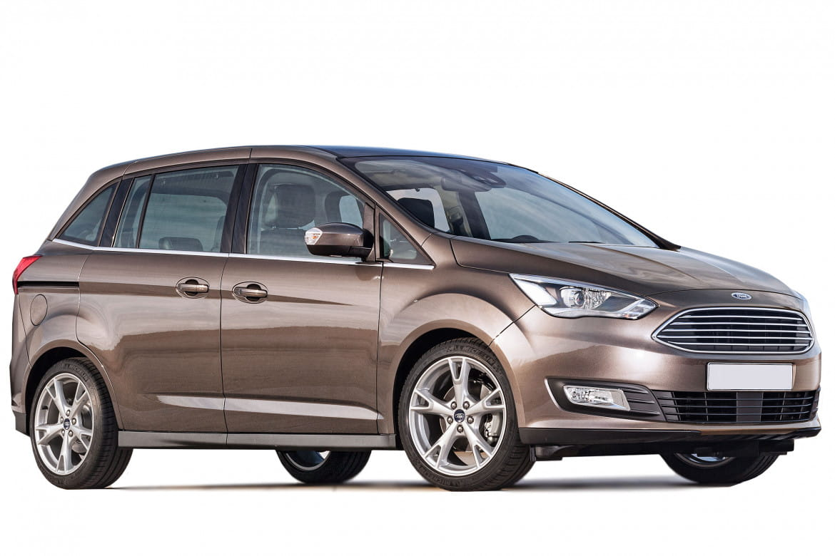 Ford C-MAX 2.0 TDCi Start/Stop Titanium Powershift