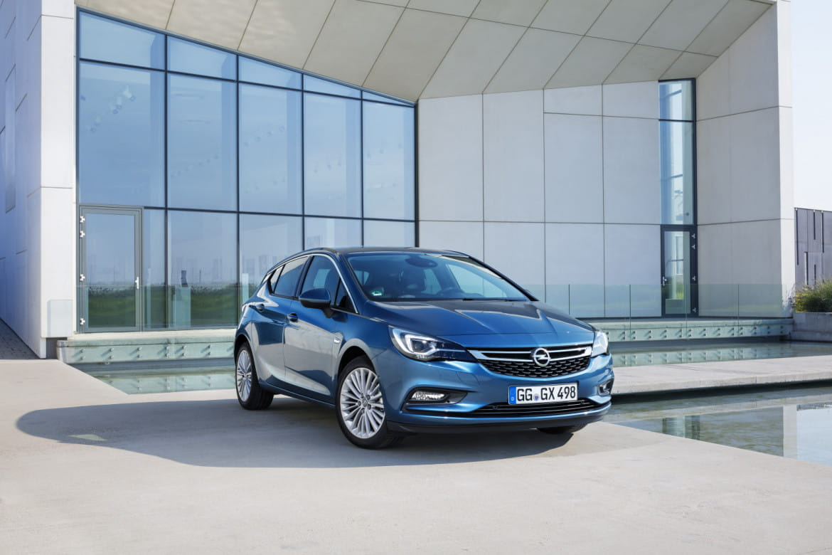 Opel Astra 1.6 Turbo Innovation