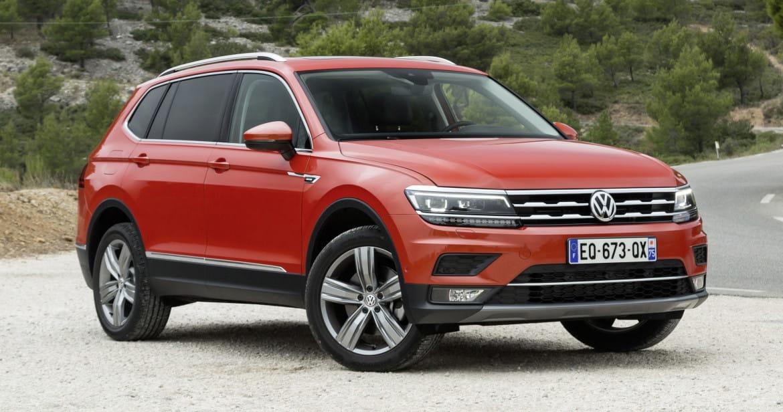 Volkswagen Tiguan Allspace 1.5 TSI ACT Maraton Edition