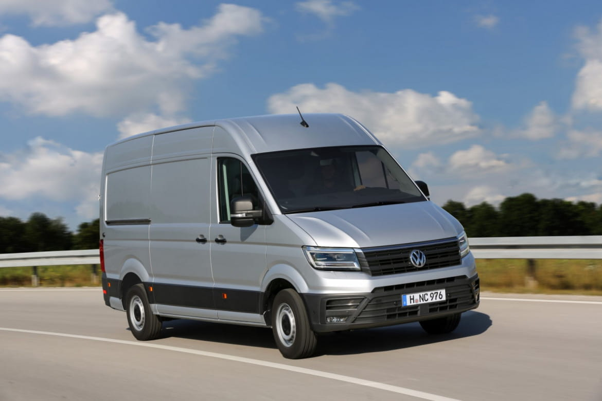 Volkswagen Crafter 35 2.0 TDI MPV medium