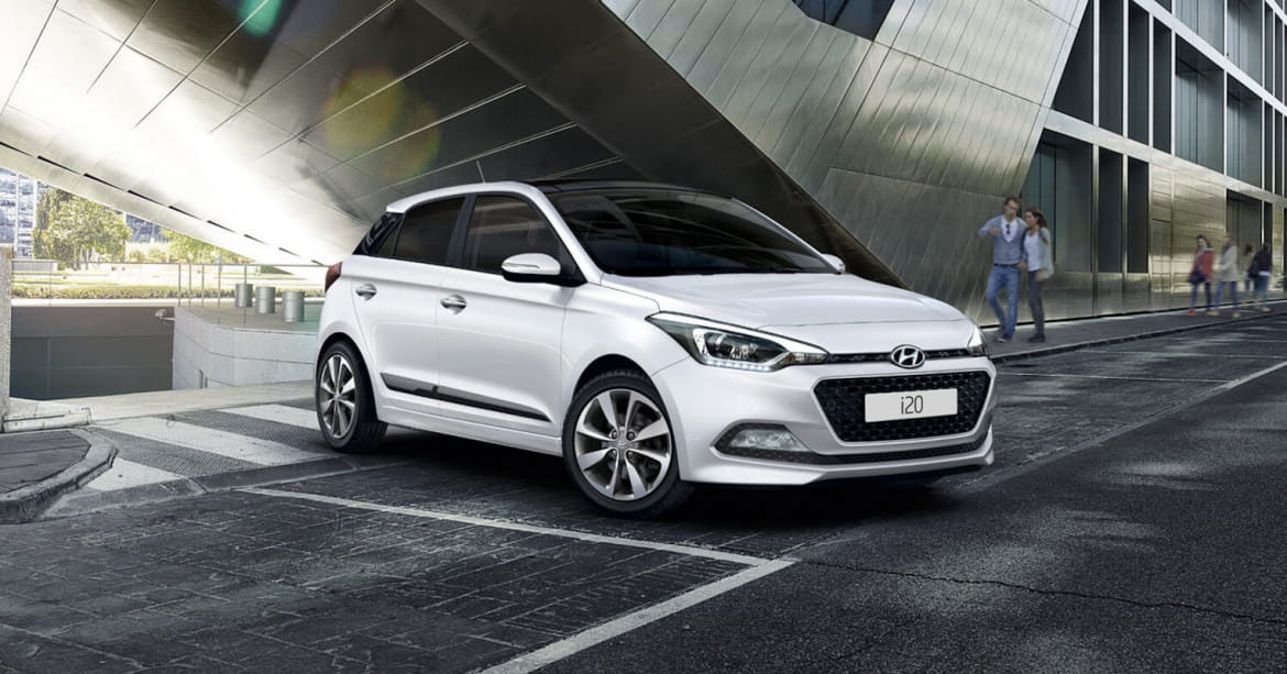 Hyundai i20 (GB) Coupe